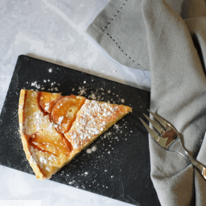 Lemon & Plum Tart-opt