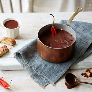 Arden and Amici Chilli Hot Chocolate Recipe