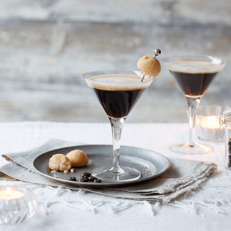 Arden and Amici Espresso Martini Recipe