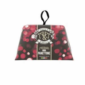 A&A Chocolate & Cranberry Mini Panettone 100g