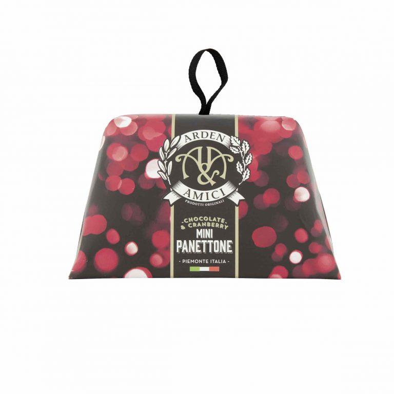 A&A Chocolate & Cranberry Mini Panettone 100g