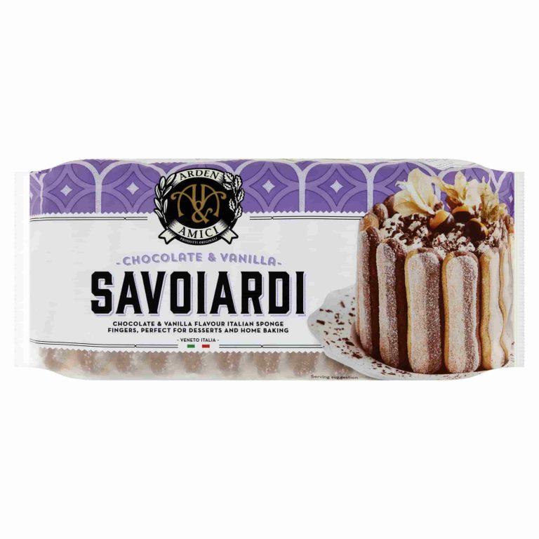 Arden & Amici Chocolate Savoiardi